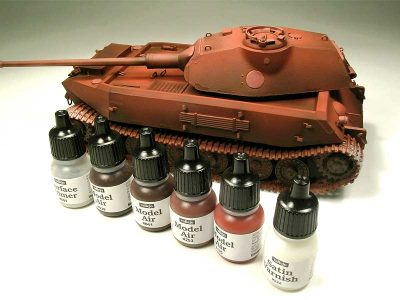 AFV Armour Painting System
